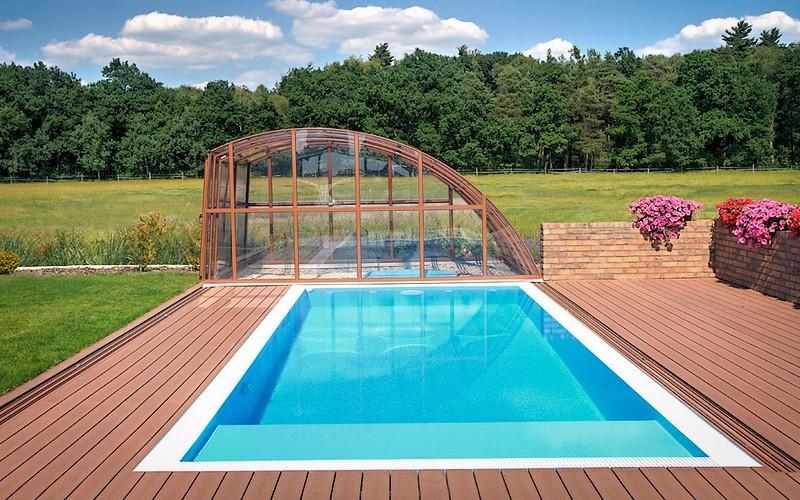 piscine exterieure creusée alsace